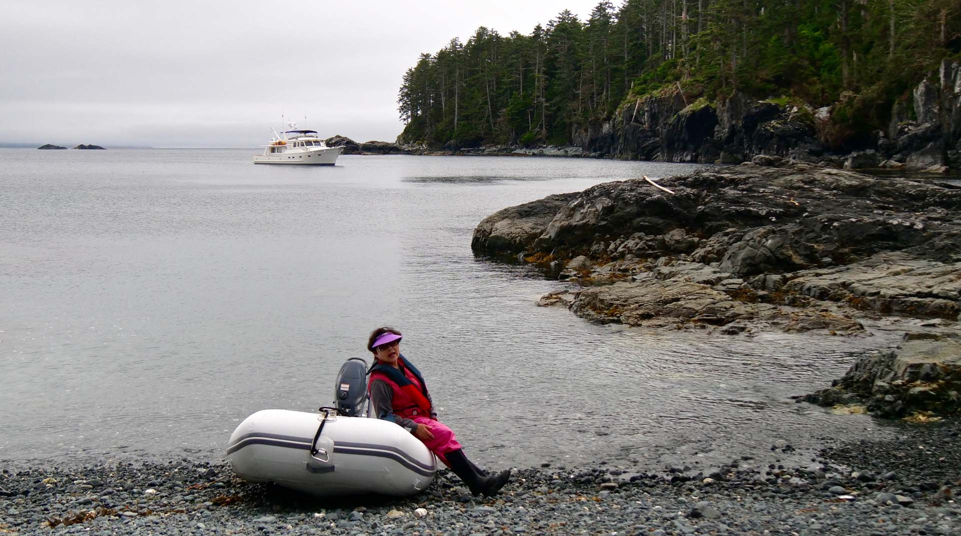 Summer Cruising Through Sidney, Vancouver Island, & Prince