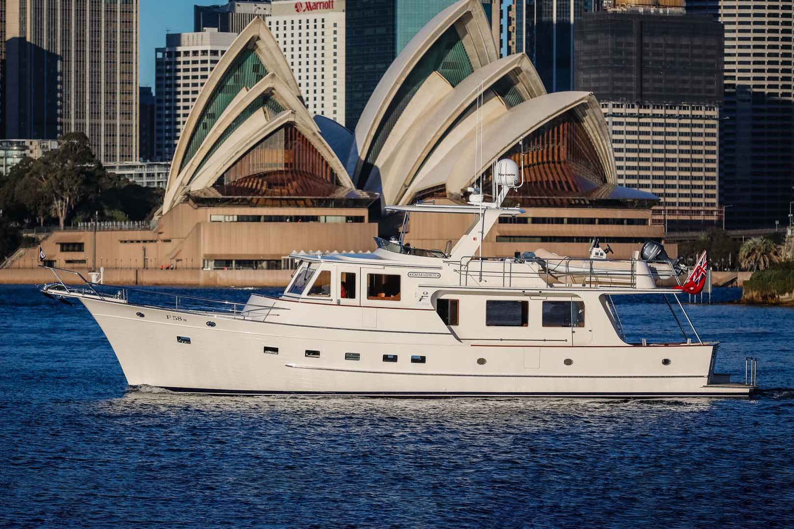 Home | Fleming Yachts