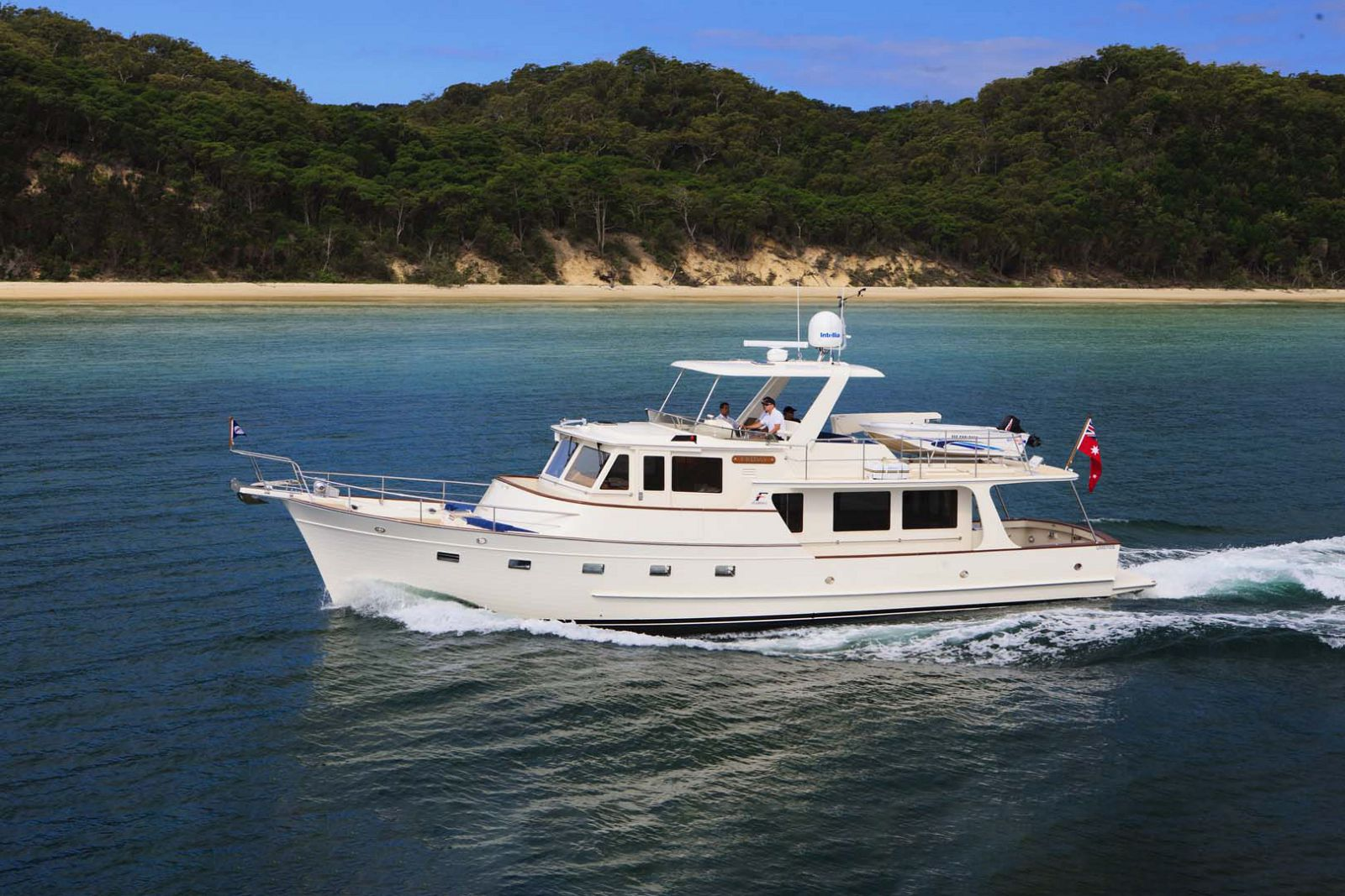 Fleming 55 Yacht For Sale The Ultimate 55 Foot Plus Expedition Cruising Boat